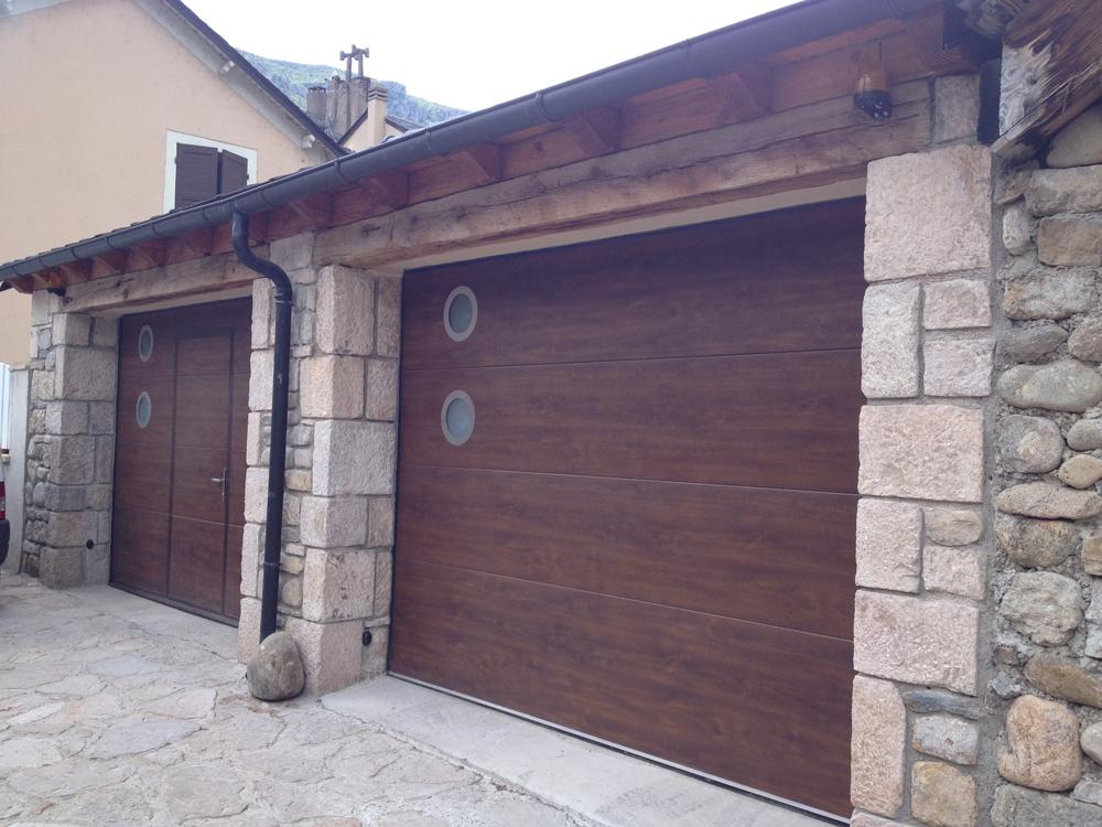 Vidal Alu Porte de garage