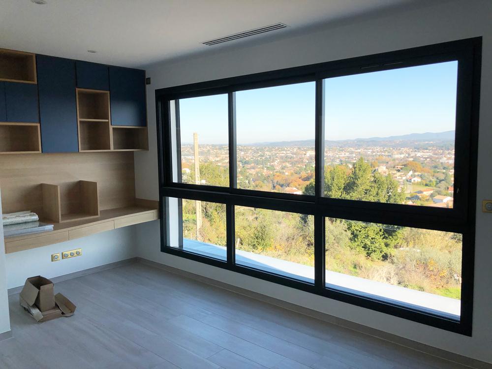 Vidal Alu fenêtre