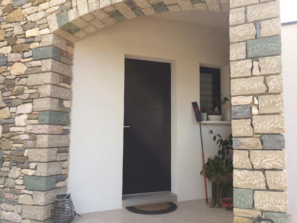 Porte d'entrée Vidal Alu