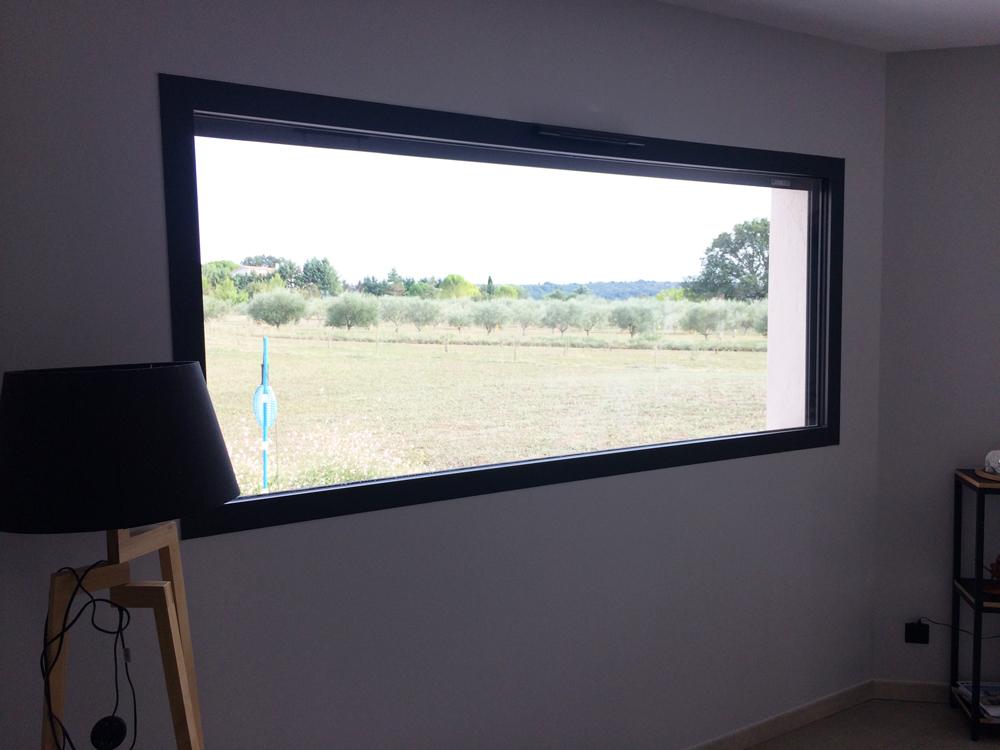 Fenêtre Vidal Alu
