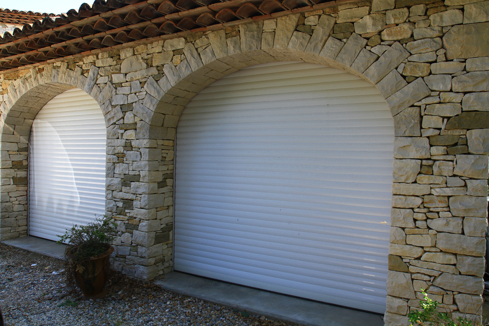 Portea de garage